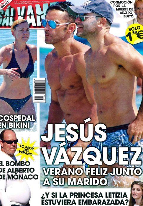SALVAME portada 26 de Agosto 2013