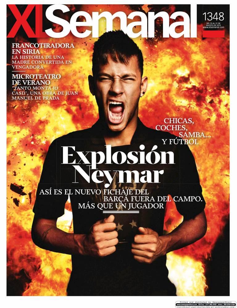 XL SEMANAL portada 25 de Agosto 2013