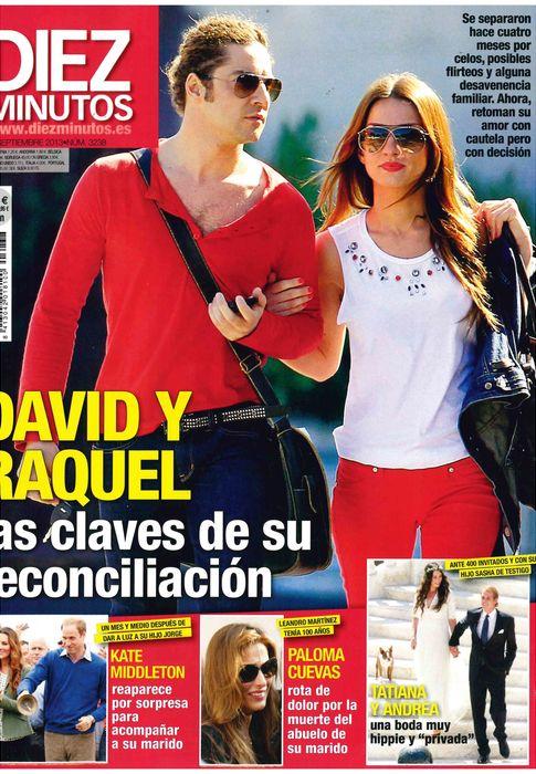 DIEZ MINUTOS portada 4 de Septiembre 2013