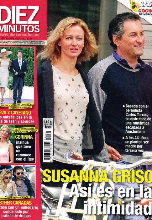 DIEZ MINUTOS portada 18 Septiembre 2013