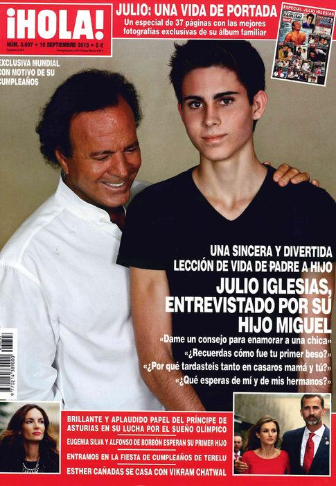 HOLA portada 11 de Septiembre 2013