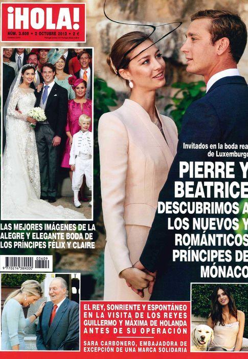 HOLA portada 25 de Septiembre 2013