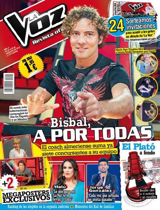 LA VOZ portada 24 de Septiembre 2013
