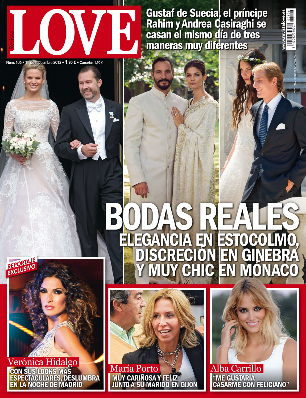 LOVE portada 4 de Septiembre 2013