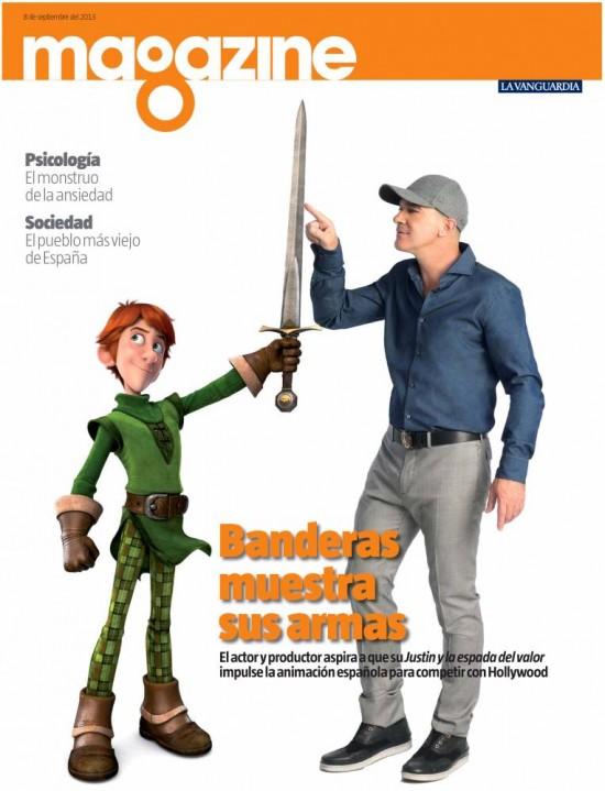 MAGAZINE portada 11 de Septiembre 2013