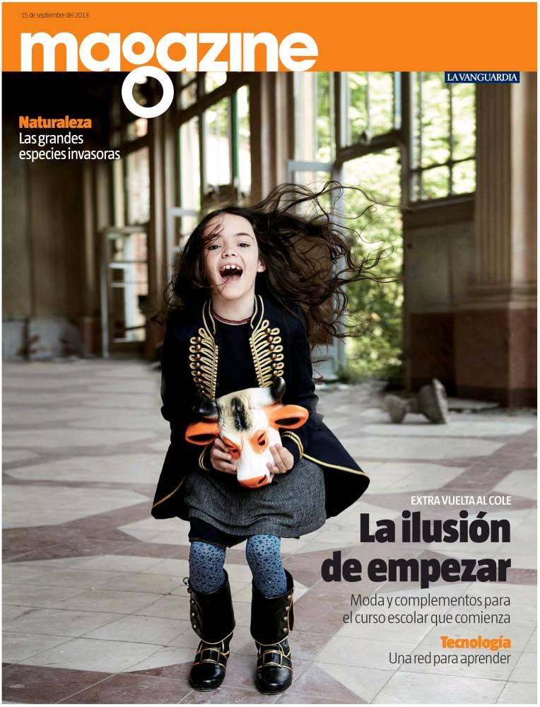 MAGAZINE portada 15 de Septiembre 2013