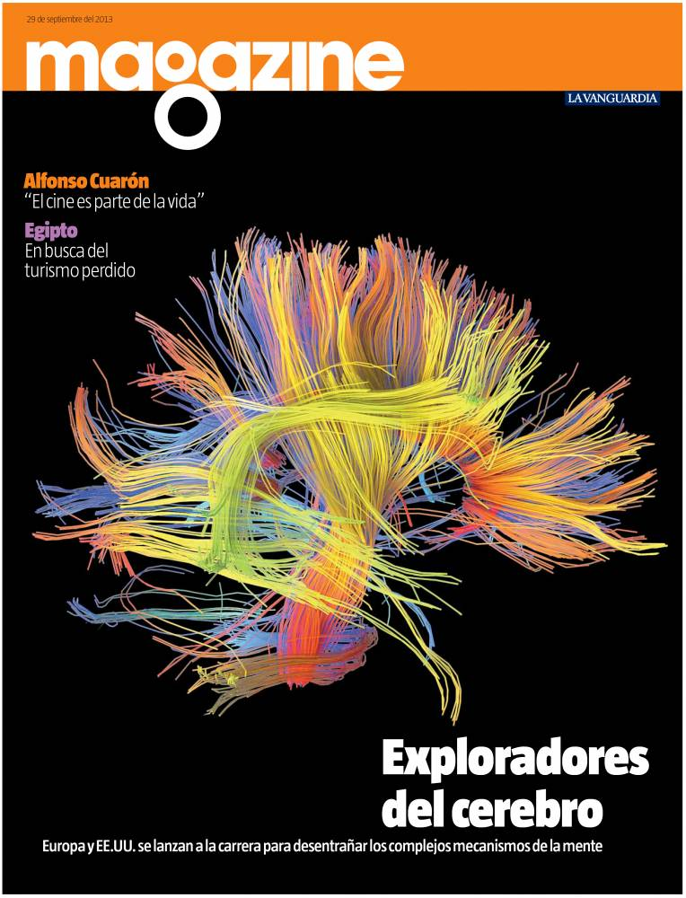 MEGAZINE portada 29 de Septiembre 2013