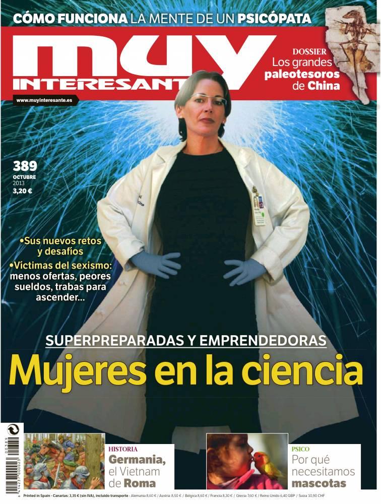 MUY INTERESANTE portada Octubre 2013