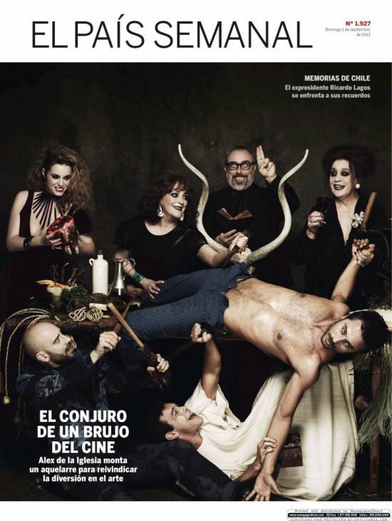 PAIS SEMANAL portada 1 de Septiembre 2013
