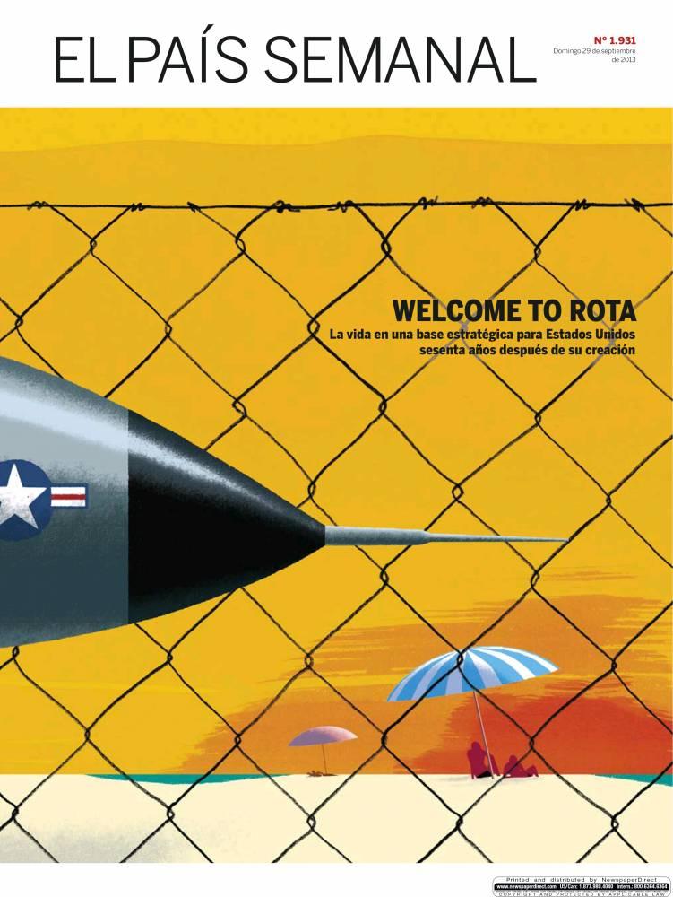 PAIS SEMANAL portada 29 de Septiembre 2013