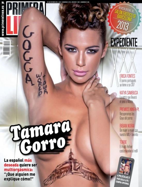 PRIMERA LINEA portada Octubre 2013