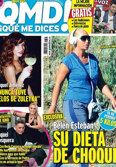 QUE ME DICES portada 23 de Septiembre 2013