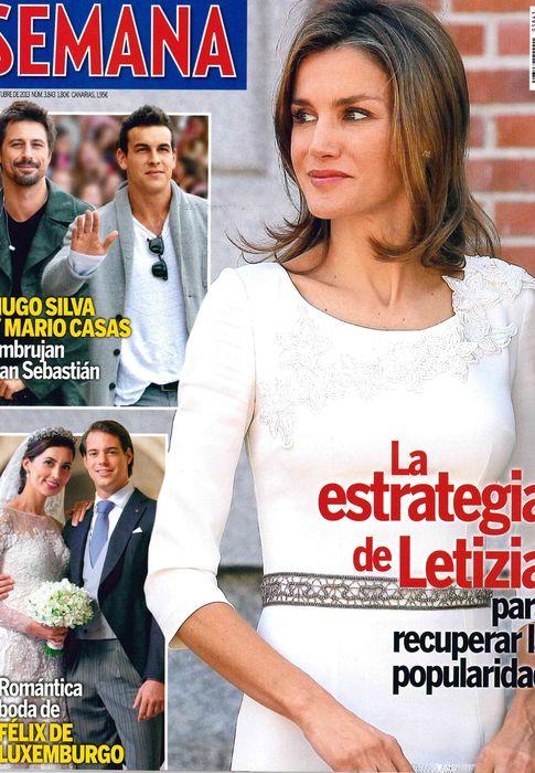 SEMANA portada 25 de Septiembre 2013