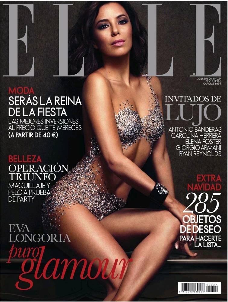 ELLE portada Diciembre 2013