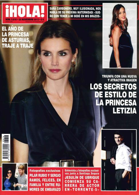 HOLA portada 13 de Noviembre 2013