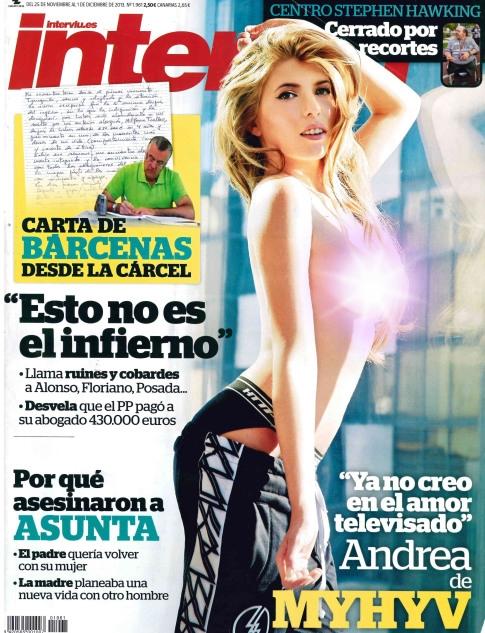 INTERVIU portada 25 de Noviembre 2013