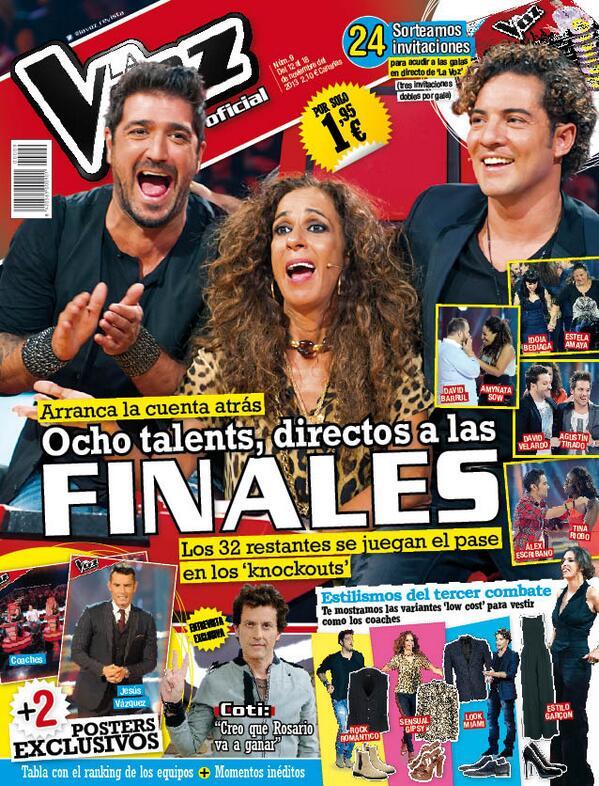 LA VOZ portada 12 de Noviembre 2013