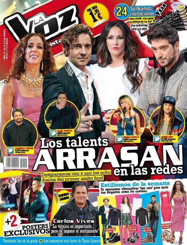 LA VOZ portada 20 de Noviembre 2013