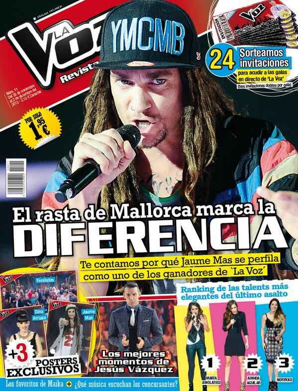 LA VOZ portada 27 de Noviembre 2013