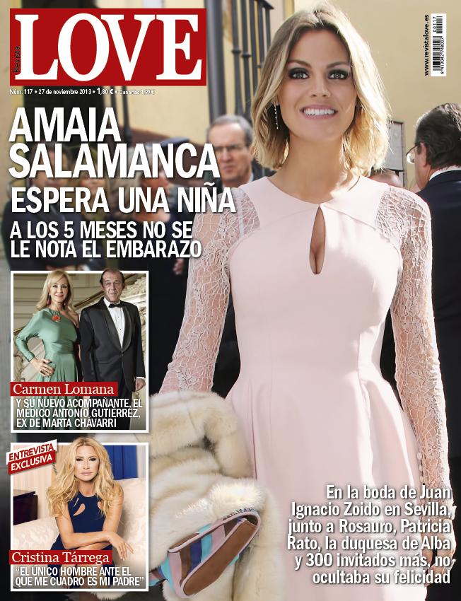LOVE portada 20 de Noviembre 2013