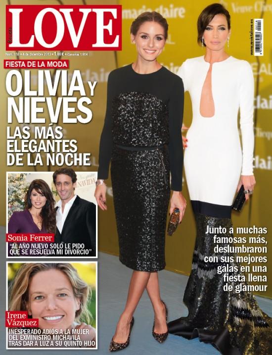 LOVE portada 27 de Noviembre 2013