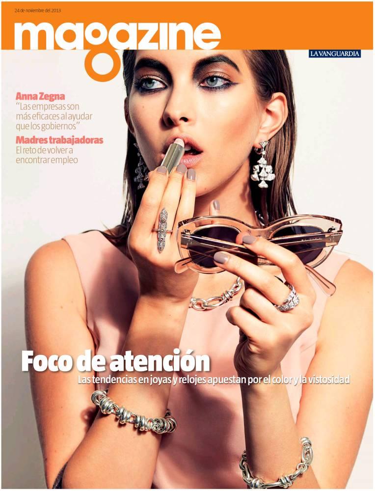 MEGAZINE portada 24 de noviembre 2013
