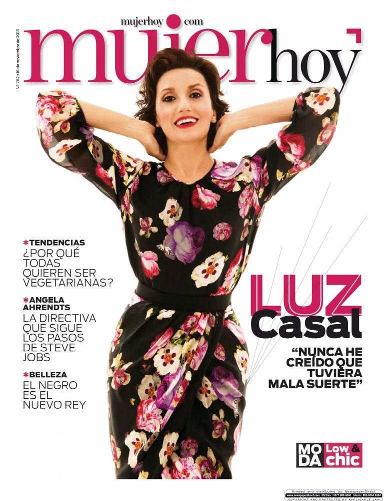 MUJER HOY portada 17 de noviembre 2013