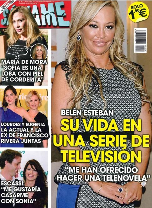 SALVAME portada 25 de Noviembre 2013