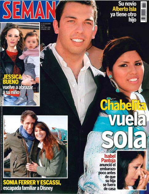 SEMANA portada 13 de Noviembre 2013