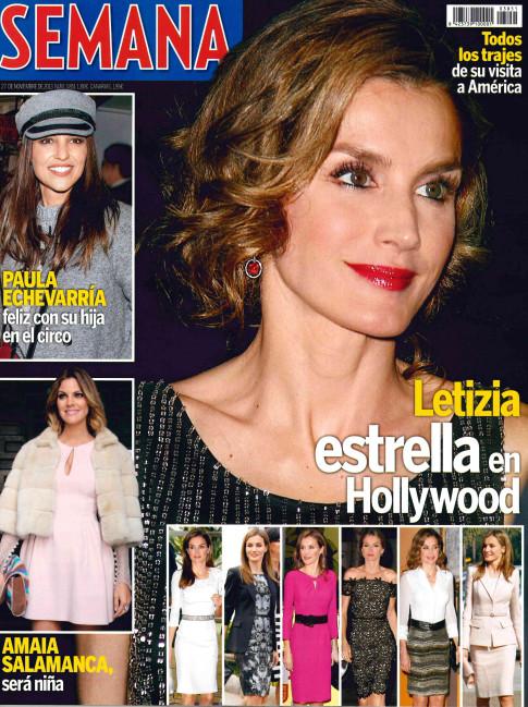 SEMANA portada 20 de Noviembre 2013