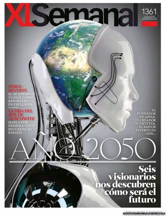 XL SEMANAL portada 24 de noviembre 2013