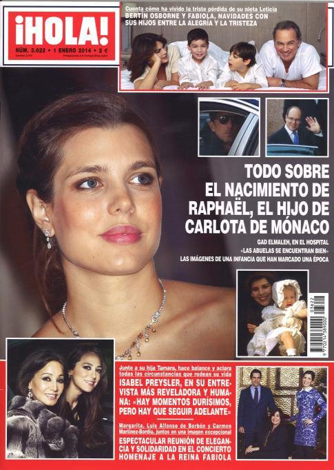 HOLA portada 23 de Dicembre 2013