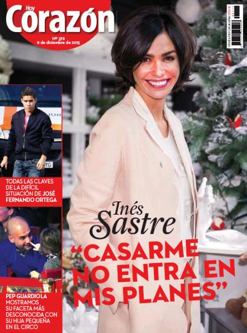 HOY CORAZON portada 12 de Diciembre 2013