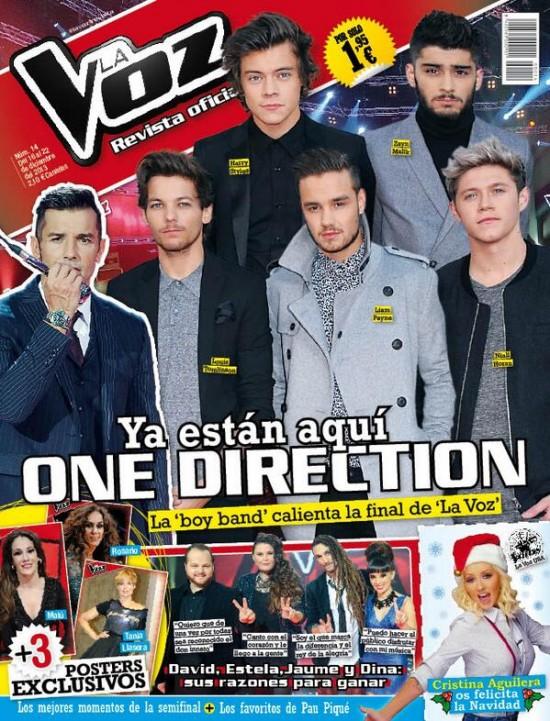 LA VOZ portada 18 de Diciembre 2013