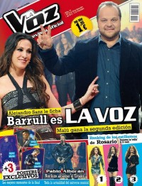 LA VOZ portada 25 de Diciembre 2013