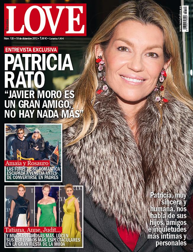 LOVE portada 11 de Diciembre 2013