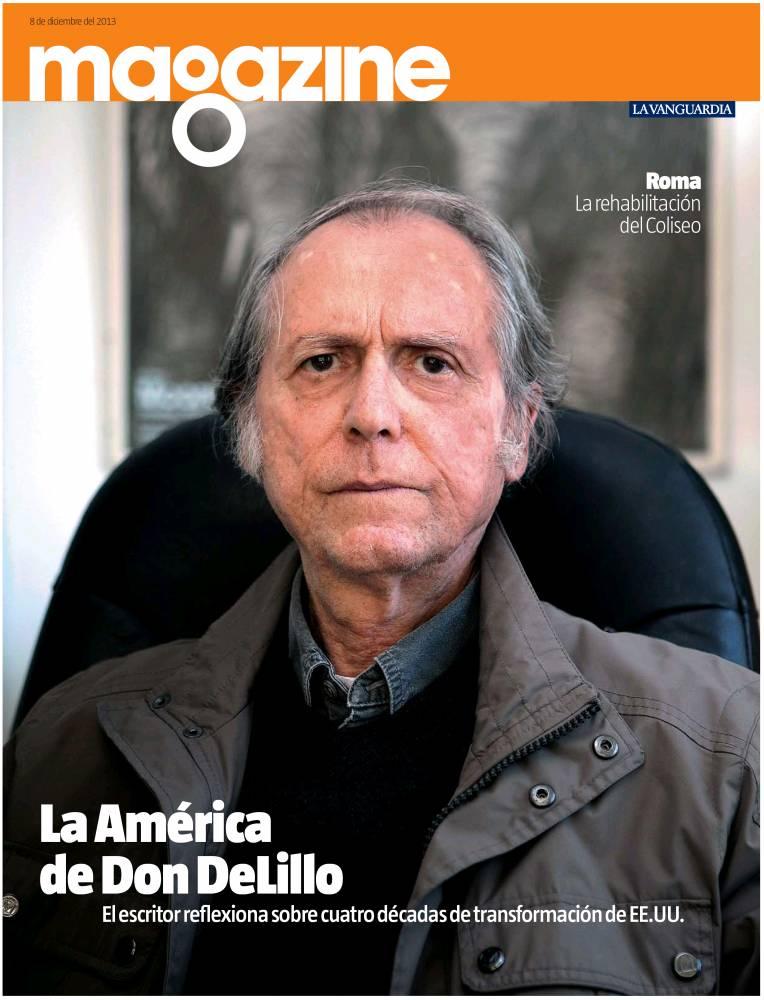 MEGAZINE portada 14 de Diciembre 2013
