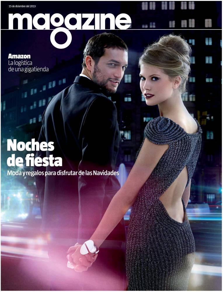 MEGAZINE portada 15 de Diciembre 2013