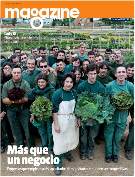 MEGAZINE portada 22 de Diciembre 2013