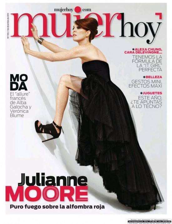 MUJER HOY portada 14 Diciembre 2013