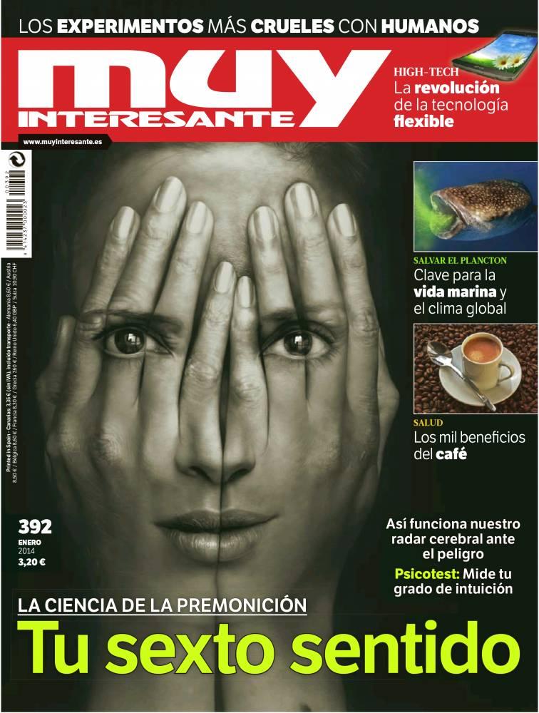 MUY INTERESANTE portada Enero de 2014