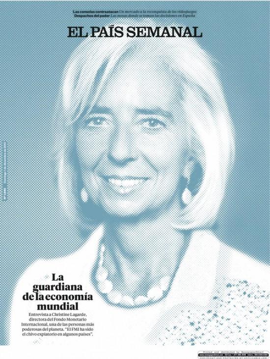 PAIS SEMANAL portada 01 de Diciembre 2013