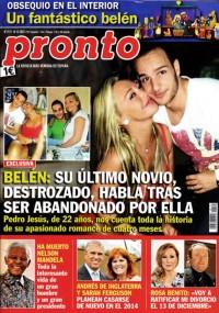 PRONTO portada 12 de Diciembre 2013