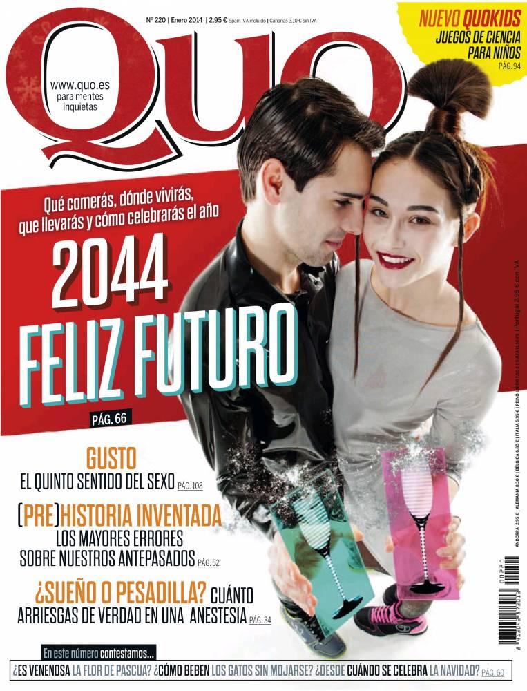 QUO portada Enero 2014