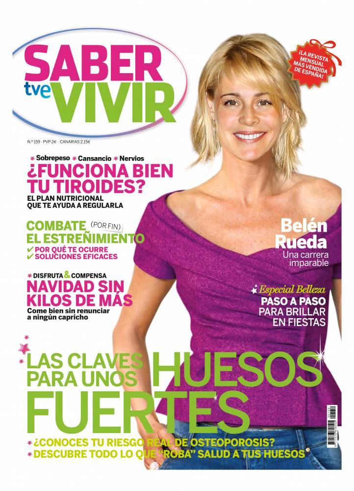 SABER VIVIR portada Enero 2014