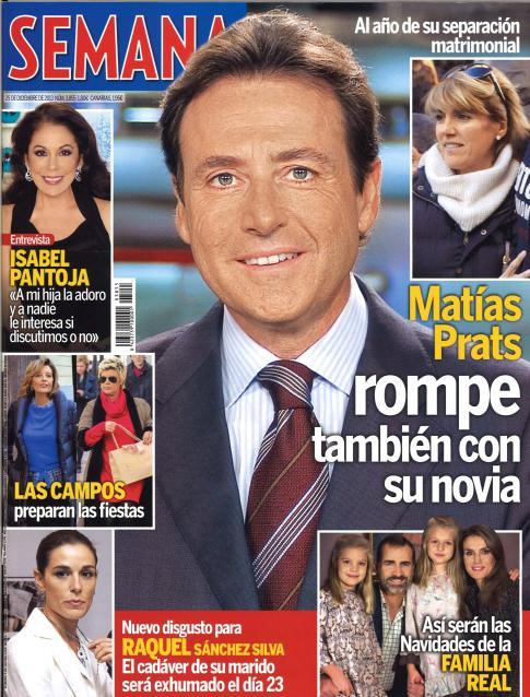SEMANA portada 18 de Diciembre 2013