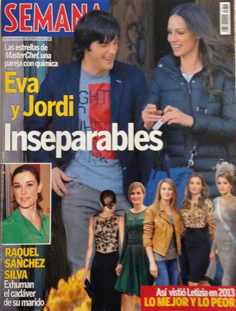 SEMANA portada 30 de Diciembre 2013