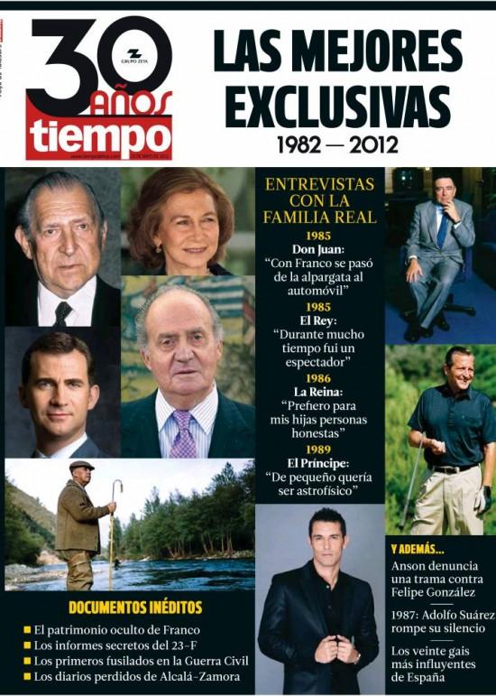 TIEMPO portada 14 de Diciembre 2013