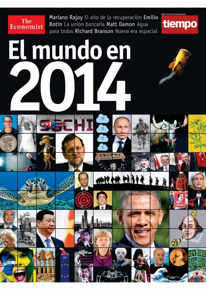 TIEMPO portada 30 de Diciembre 2013