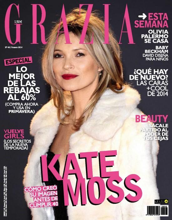 GRAZIA portada 8 Enero 2014